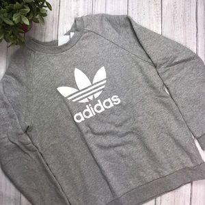 Adidas Trefoil Warm Up Crew Sweatshirt